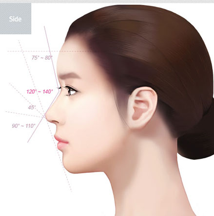 What is short nose surgery?
